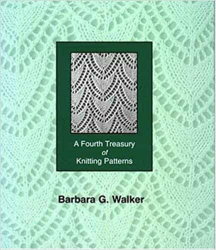 Teil 4 der Treasury Bücher von Barbara Walker