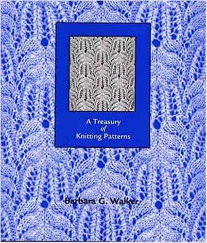 Teil 1 der Treasury Bücher von Barbara Walker