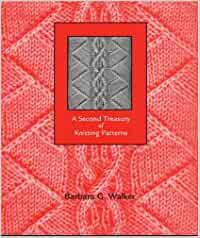 Teil 2 der Treasury Bücher von Barbara Walker