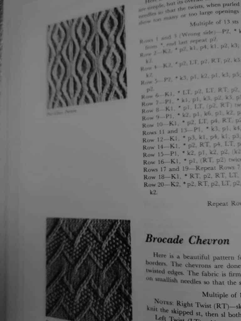 Auszug aus den Büchern von Barbara Walker
