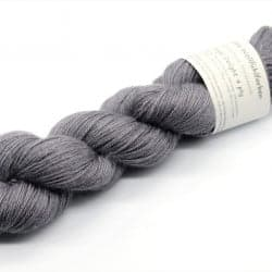 Angel Delight 4-ply medium grey