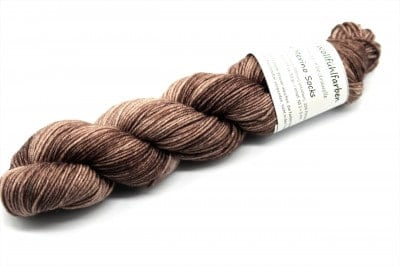 Fine Merino Socks 50 Nutella