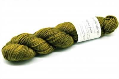 Fine Merino Socks 50 Olive