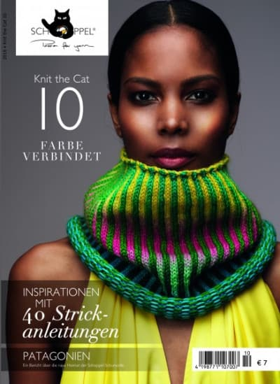 Knit the Cat 10 Farbe verbindet